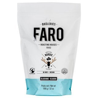 Faro Roasting Houses Nordic Medium-roast Beans (2 Pounds)