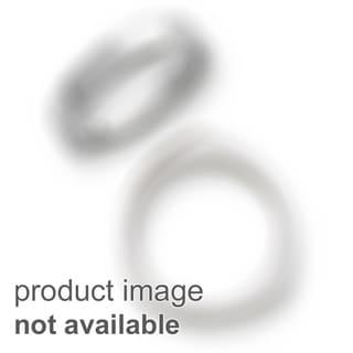 Versil Stainless Steel Black Enamel 9-inch Bracelet