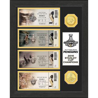 2016 Stanley Cup Champions Ticket Collection