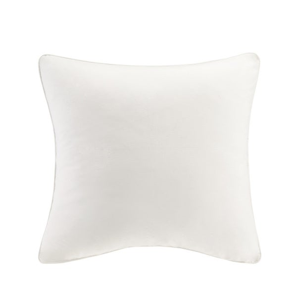 Echo Design™ Crete White Cotton European Sham