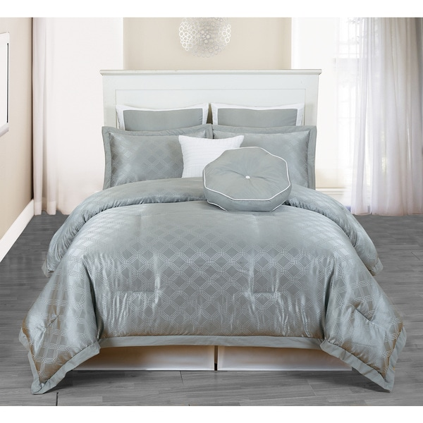 Duck River Winston 7 Piece Oversized and Overfilled Comforter Set