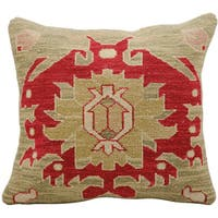 Mina Victory Nourmak Multicolor Throw Pillow by Nourison (20 x 20-inch)