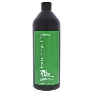 Matrix Total Results Curl Please 33.8-ounce Shampoo