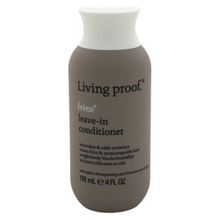 Living Proof No Frizz 4-ounce Leave-in Conditioner