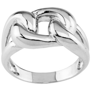 Haven Park Sterling Silver Love Knot Ring