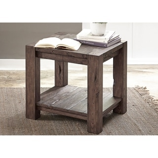 Mercer Court Reclaimed Chinese Hardwood End Table