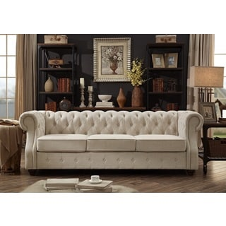 Moser Bay Furniture Olivia Tufted Sofa