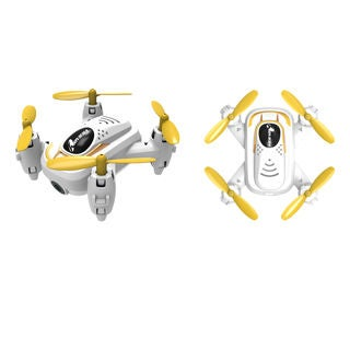 Riviera White Micro RC Quadcopter Wi-Fi Drone With 3D App