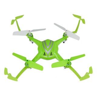 Riviera RC Green Stunt Quad Drone