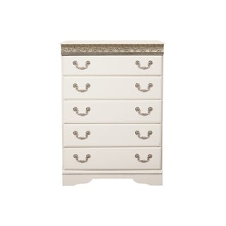 Sandberg Furniture Peyton 5-drawer Chest