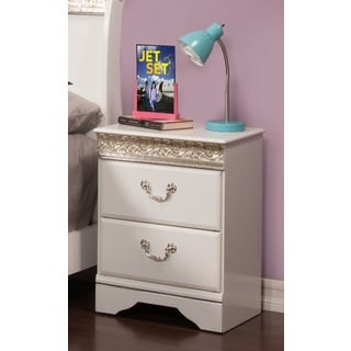 Sandberg Furniture Peyton 2-drawer Nightstand