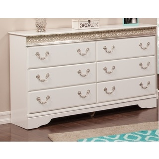 Sandberg Furniture Peyton 6-drawer Dresser