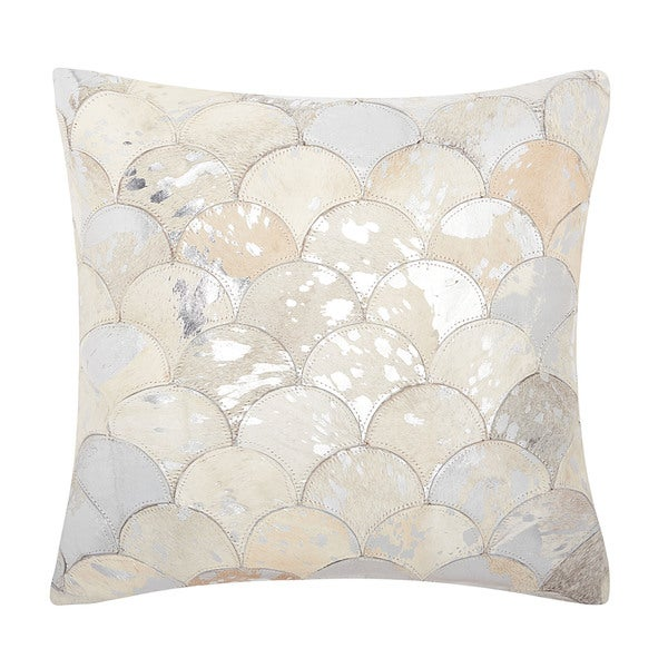 Shop Mina Victory Natural Leather And Hide Metallic Balloons White