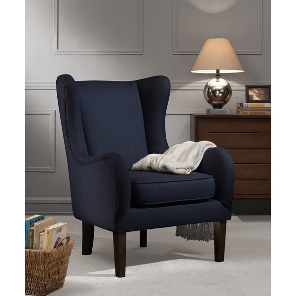 Fulton Wing Chair Free Shipping Today Overstock Com