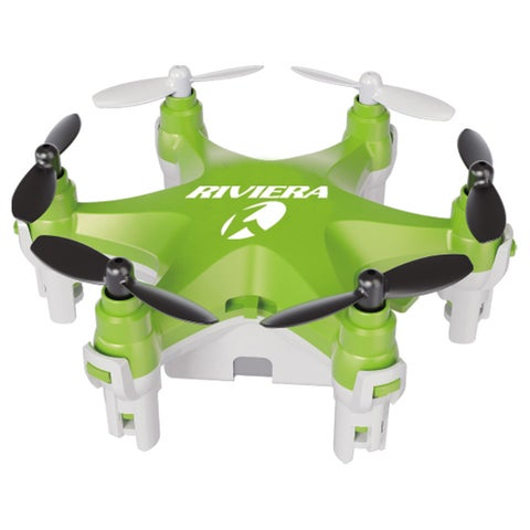Riviera RC Green Micro Hexacopter (Headless Mode)