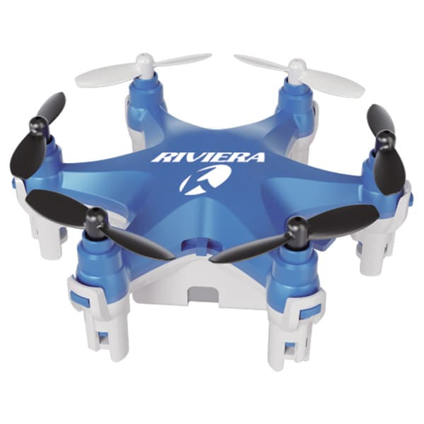Riviera RC Blue Micro Hexacopter Drone