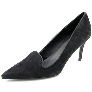 Charles David Women's 'Luisian' Black Suede Dress Shoes