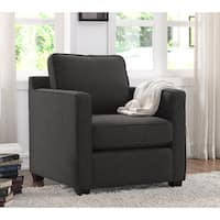 Oliver & James Mesa Square Arm Chair