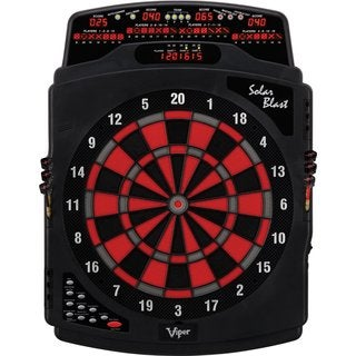 Viper Solar Blast 42-1021 15.5-inch Regulation Electronic Soft Tip Dartboard
