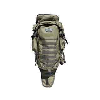 GXG Olive and OD Green Paintball Airsoft Gun and Gear Molle System Tactical Backpack