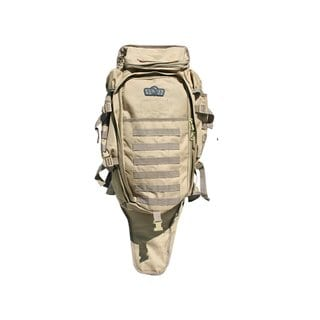 GXG Tan Polyester Extreme Sport Backpack