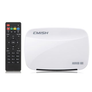 Android 4.2.2 Dual Core Wi-Fi-capable TV Box