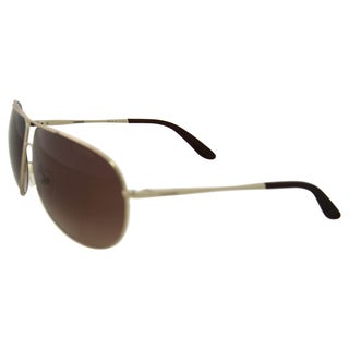 Carrera GIPSY AOZJ6 - Semi Matte Gold by Carrera for Men - 64-11-125 mm Sunglasses