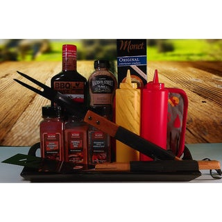 GrillMaster BBQ Gift Tray