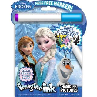 Bendon Disney Frozen Imagine Ink Activity Set