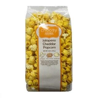 Choosy Chocolates Cheddar Jalapeno Popcorn