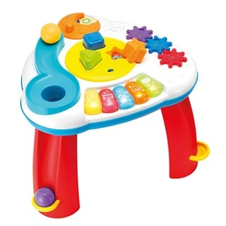 Winfun Multicolor Balls 'N Shapes Musical Table - Multi-color