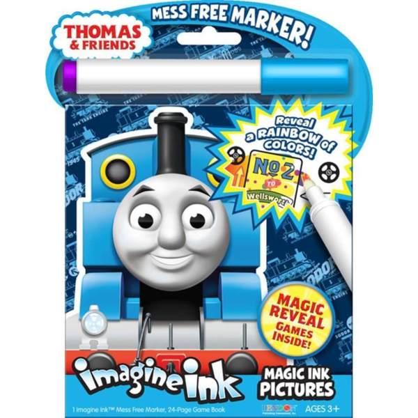 Bendon Thomas Magic Ink With Mess-Free Marker