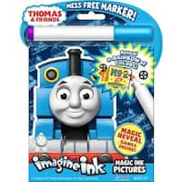 Bendon Thomas the Train and Friends Magic Ink With Mess-Free Marker - Blue - N/A
