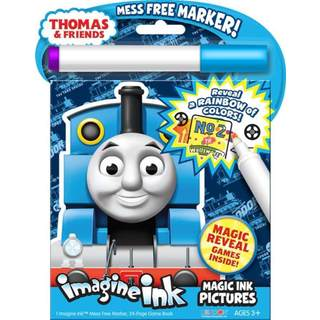 Bendon Thomas Magic Ink With Mess-Free Marker