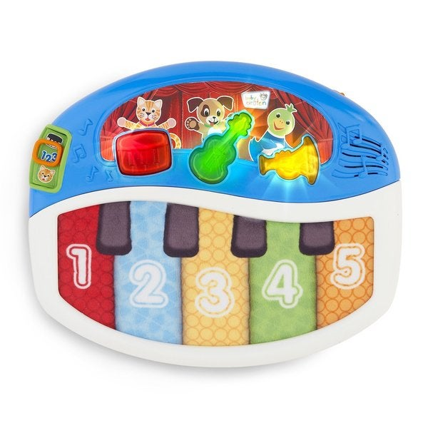 Baby Einstein Discover and Play Plastic Piano