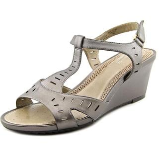 Easy Spirit Women's 'Lula' Leather Mid-Heel Dress Shoes