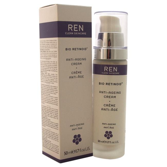 RealNetworks Bio Retinoid Anti-Age 1.7-ounce Cream (1), C...