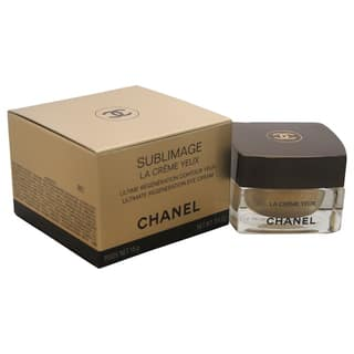 Chanel Sublimage La Creme Yeux Ultimate Regeneration 0.5-ounce Eye Cream|https://ak1.ostkcdn.com/images/products/12034144/P18906486.jpg?impolicy=medium