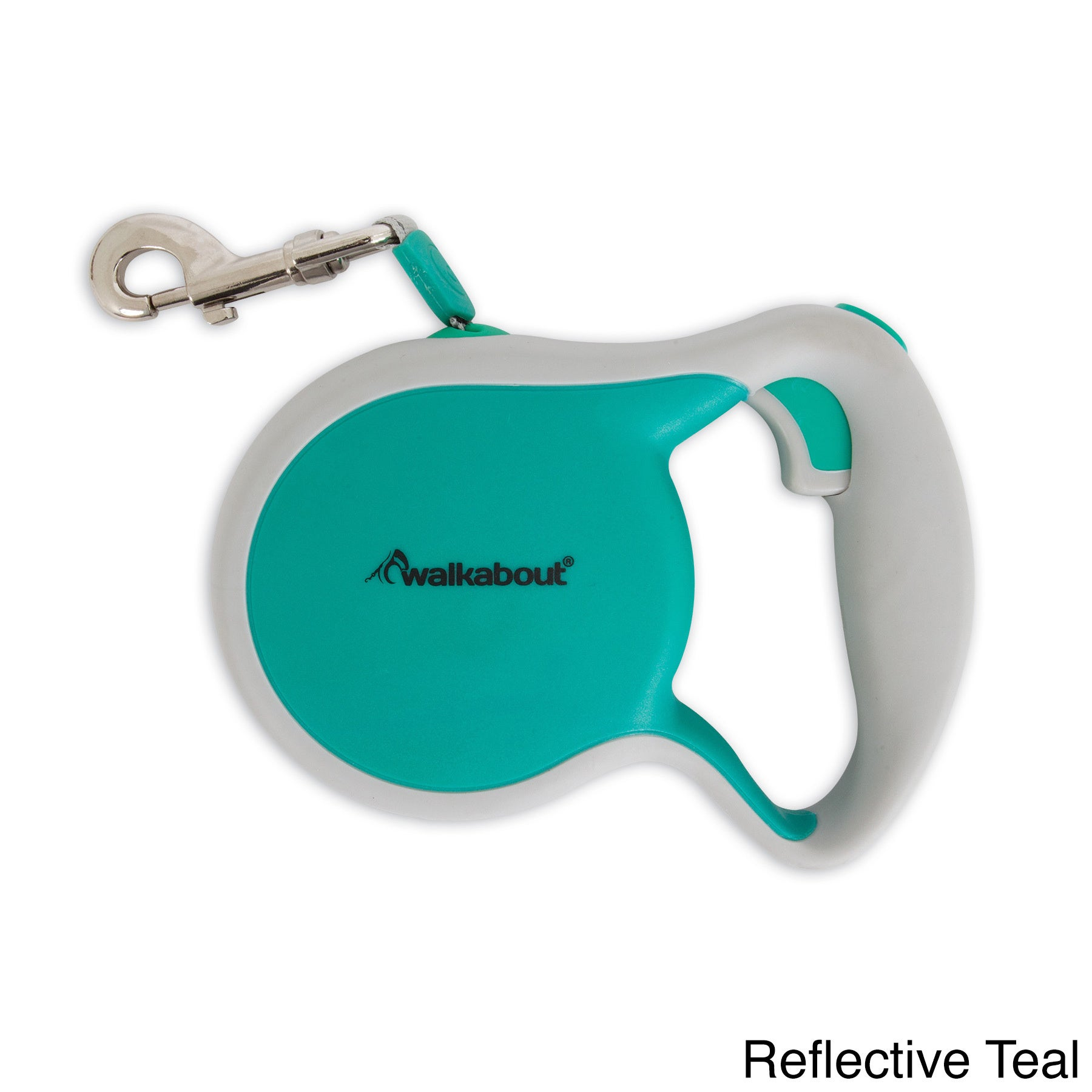 "Petmate Walkabout Retractable Leash (8"" - 10"" - Reflectiv..."