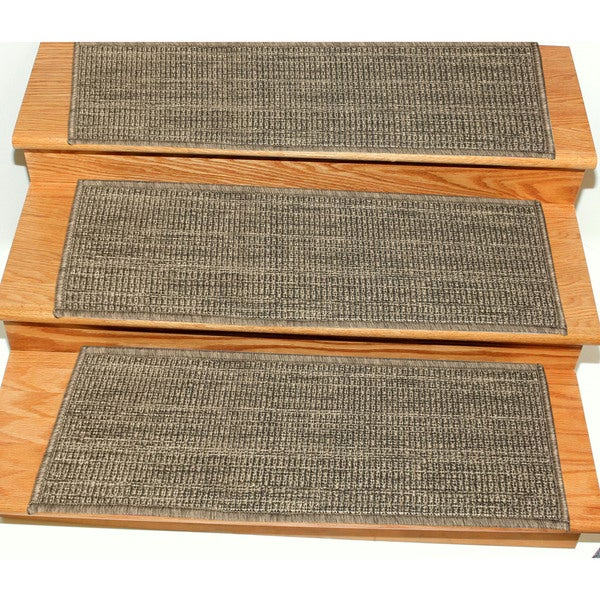 Shop Ottomanson Jardin Collection 9-inch x 26-inch Jute Back Indoor ...