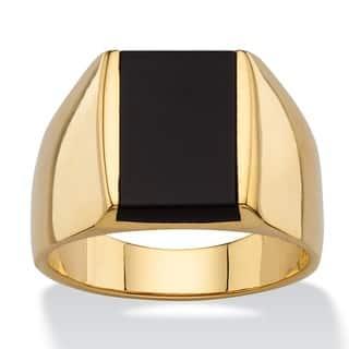Buy Gemstone Men's Rings Online at Overstock | Our Best Men's Jewelry Deals