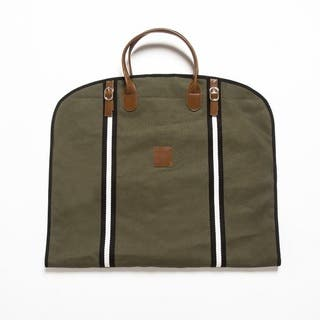 Original Canvas and Vegan Leather Garment Bag|https://ak1.ostkcdn.com/images/products/12034730/P18906868.jpg?impolicy=medium