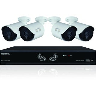 Night Owl Lite B-10HLDA-841-1080 Video Surveillance System