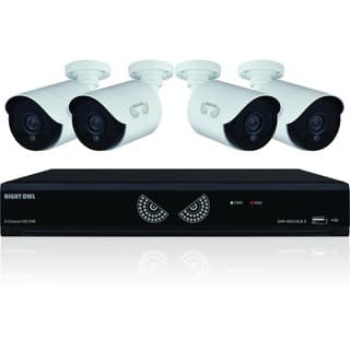 Night Owl Lite B-10HLDA-841-1080 Video Surveillance System|https://ak1.ostkcdn.com/images/products/12035305/P18907346.jpg?impolicy=medium
