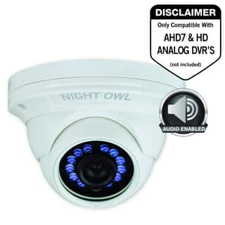 Night Owl CM-HDA10W-DMA 2 Megapixel Surveillance Camera - 1 Pack - Co|https://ak1.ostkcdn.com/images/products/12035312/P18907356.jpg?impolicy=medium