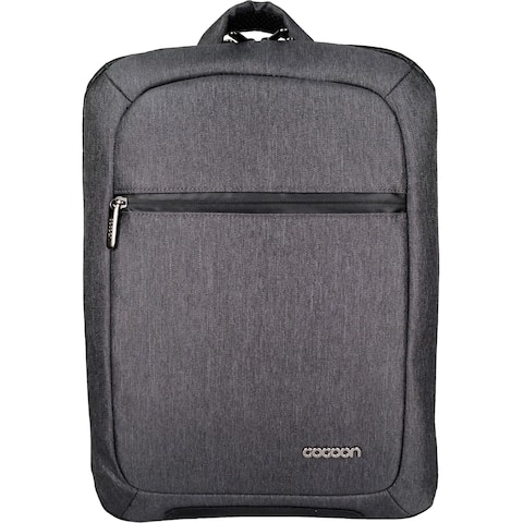 """Cocoon Slim Carrying Case (Backpack) for 15.6"""" Notebook - Graphite"""
