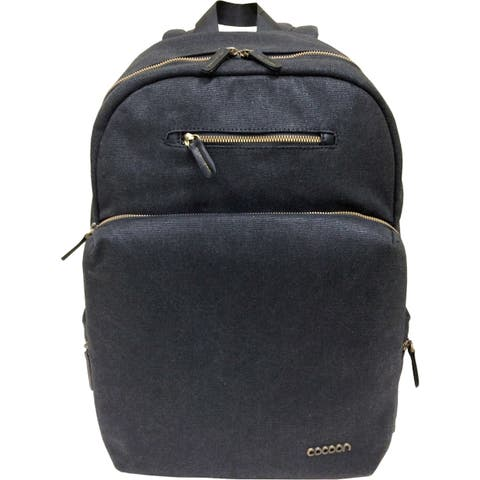 """Cocoon Urban Adventure Carrying Case (Backpack) for 16"""" Notebook - Black"""