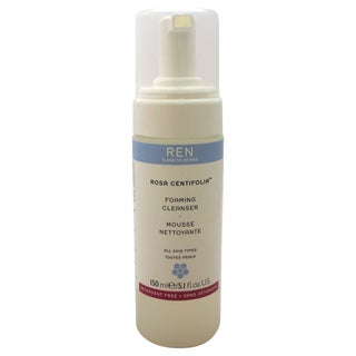 REN Rosa Centifolia Foaming Cleanser 5.1-ounce Cleanser