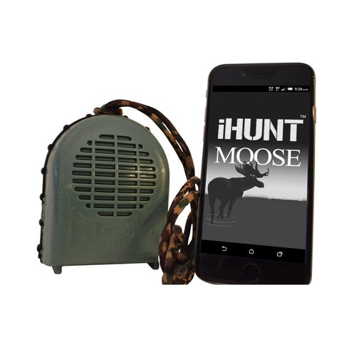 Extreme Dimension iHunt XSB Electronic Moose Game Call Bluetooth Speaker