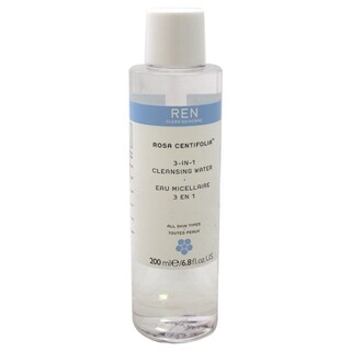 REN Rosa Centifolia 3-in-1 6.8-ounce Cleansing Water